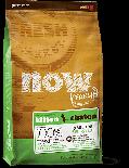 Now Fresh 2301708 幼貓無穀物配方(火雞+三文魚+鴨肉) 08磅