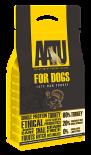 AATU ATT5 - 80/20/0 無穀物 放養火雞低敏天然狗糧 5kg