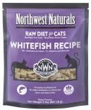 Northwest Naturals™ NWFFD11WF 無穀物脫水貓糧 – 白魚 311g x 4包同款優惠