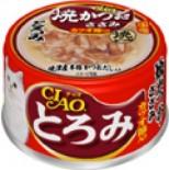 CIAO A48 帶子濃湯 雞肉+鰹魚 貓罐頭 80g x 24罐原箱優惠