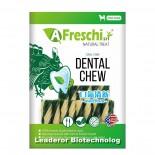 A Freschi Srl [AKD04] 雙色螺旋潔牙骨-短 (薄荷+高鈣) 24支