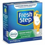 **試用價48元** Fresh Step FSOSS14 特強結塊貓砂持久清香配方 14磅
