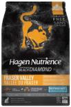 Nutrience SubZero 冷凍脫水鮮雞肉 無穀物雞+火雞+海魚 全貓配方 5LB [C2581]