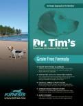 Dr.Tim's 全天然無穀物成犬糧 雞肉 15磅