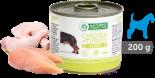 Nature's Protection KIK22 犬隻主食罐 成犬雞肉火雞 200g