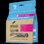 Nandi Of Africa 南非原野凍乾鹿肉 狗小食 57g