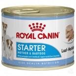 Royal Canin Starter 初生幼犬及媽媽 狗罐頭 195g x 12罐同款優惠
