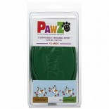 7. Pawz Boots XL Deep Green