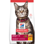 Hill's - 成貓(1-6)貓糧 10kg [10296HG]