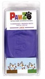 6. Pawz Boots L Purple