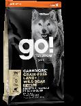 GO! SOLUTIONS 1303032 活力營養系列 無穀物羊肉+ 豬肉狗糧配方 12 lb