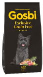 Gosbi 無穀物低敏小型成犬配方 07kg