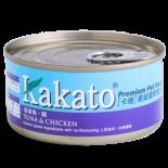 Kakato 808 吞拿魚+雞 170G