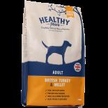Healthy Paws [43097]- 火雞肉小米成犬狗糧 12kg