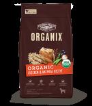 Organix USDA 穀物全犬糧-有機雞肉燕麥片配方10lb (NEW)