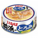 前浜の魚  吞拿魚+雞肉+木魚 濃湯罐頭 IWF-163 115g x 6罐同款優惠