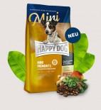 Happy Dog 小型犬意大利鴨肉栗子無穀物配方狗糧 Mini Piemonte 04kg