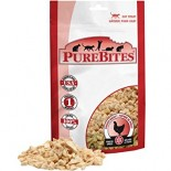 PureBites Chicken Breast Freeze-Dried Treats for Cats 17g x 2包優惠