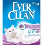 Ever Clean 淺紫帶-薰衣草結塊貓砂 22lb x 4盒優惠