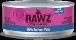 RAWZ 96% RZCS156 三文魚肉醬全貓罐頭 156g x 24 罐原箱優惠