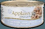 Applaws 愛普士 - 貓罐頭 156g - 吞拿魚+芝士 x 24原箱優惠
