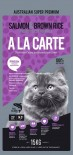 A La Carte 天然貓乾糧 三文魚+糙米配方 01.5kg
