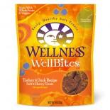 Wellness 89166 WellBites 火雞鴨肉嚼片 8oz