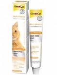 Gimcat Multi-Vitamin GM4018393 多種(12種)維他命牛奶味軟膏 100g