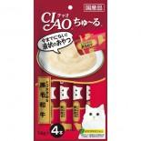 Ciao SC-144 雞肉+黑毛和牛醬 14g(4本)