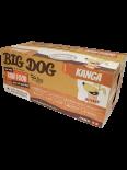 Big Dog 急凍狗糧袋鼠配方 3kg ( 12件x 250g )