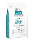 Brit Care 無穀物 三文薯仔成犬 狗糧 12kg