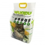 Wuapu 粟米豆腐貓砂(綠茶) 17.5L x 3包優惠