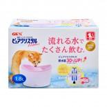 GEX FP92548 - 貓用循環式飲水機 (粉紅色) 1.8L
