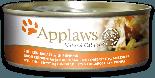 Applaws 愛普士 - 貓罐頭 156g - 雞柳+南瓜 x 24原箱優惠