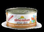 almo nature legend Tuna and Chicken 雞肉鮪魚(吞拿魚) 貓罐頭 70g