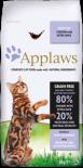 Applaws 全天然成貓-雞肉+鴨肉 2kg