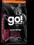GO! SOLUTIONS 1303091 低敏美毛系列 羊肉狗糧配方 3.5 lb