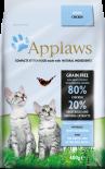 Applaws 全天然幼貓-雞 2kg (預訂2月尾到貨)