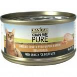 Canidae 雞絲與南瓜貓罐頭 70g x 24罐原箱同款優惠
