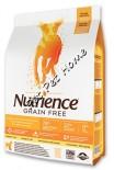 Nutrience 天然無穀物火雞+雞+鯡魚全犬配方 - 2.5 kg