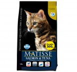 Matisse Adult 全天然成貓糧 - 三文魚+吞拿魚 10kg x 2包優惠