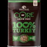 Wellness Core 100% Turkey  無穀物凍乾火雞肉 狗小食 2oz