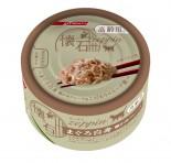懷石 NP-Z18 極品 白吞拿魚高齡貓罐頭 80g