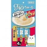 Ciao SC-141 吞拿魚+吞拿魚乾醬 14g(4本)
