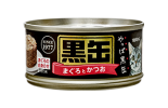 AIXIA 黑罐 BCM-13 吞拿魚+鰹魚