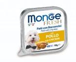 Monge 鮮嫩雞肉鮮肉罐頭 100g