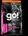 GO! SOLUTIONS 1302931 護膚美毛系列 無穀物雞肉狗糧配方 3.5 lb