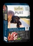 Canidae PURE 無穀物甜薯+鴨肉配方狗糧 04 lbs
