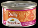 almo nature Mousse系列 - 149 Tuna Salmon 吞拿魚+三文魚 85g