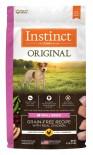 Natures Variety Instinct 無穀物雞肉小型犬糧 11lb